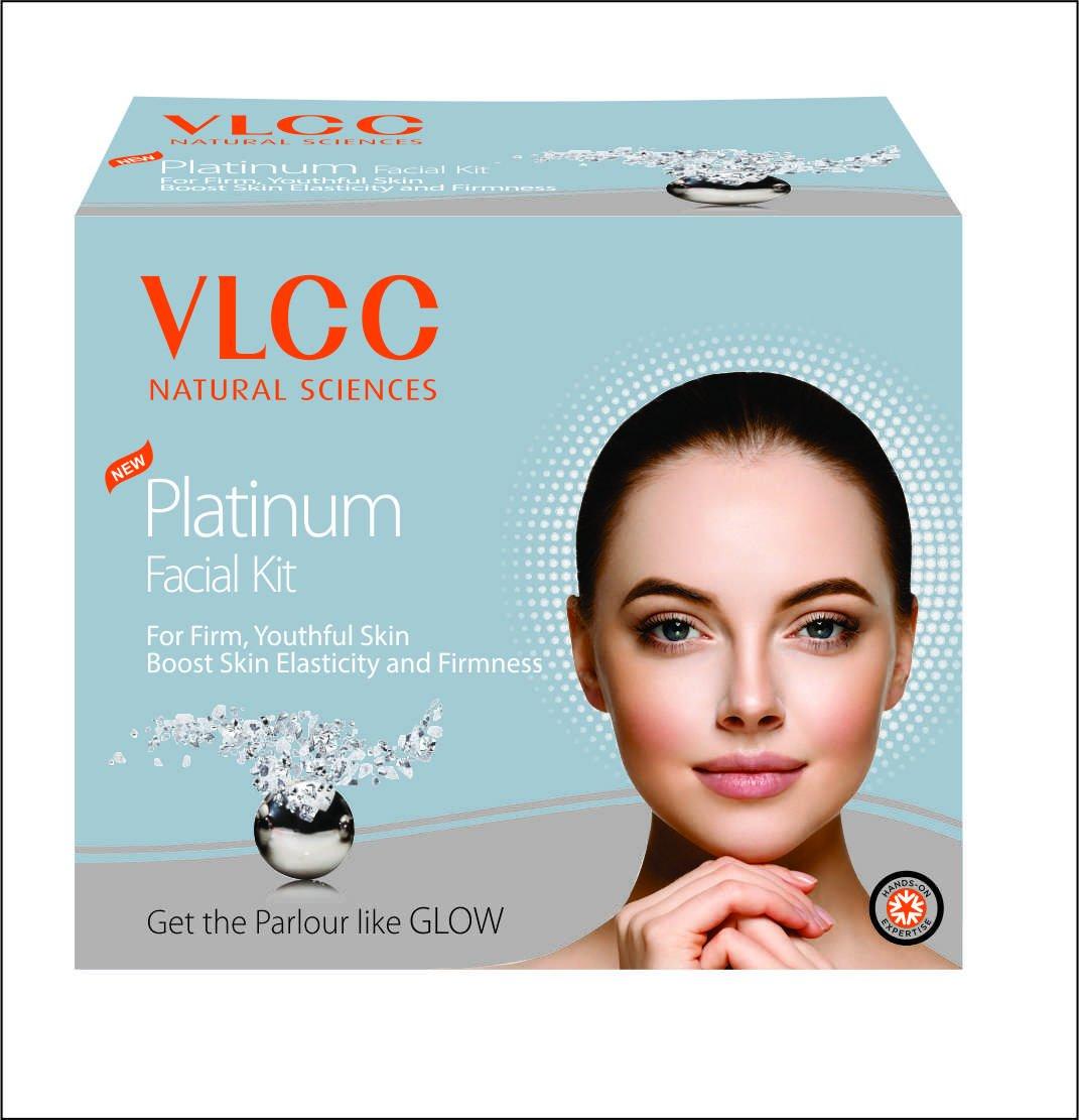 VLCC Platinum Facial Kit - 60g