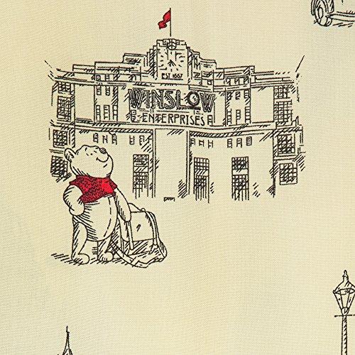Disney Winnie The Pooh PJ Set for Women - Christopher Robin Ladies S Multi by Disney (Image #4)