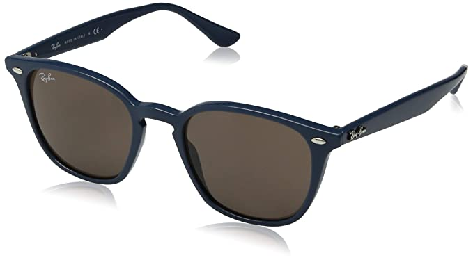 Ray-Ban 0RB4258 Gafas de sol, Blu, 50 Unisex: Amazon.es ...