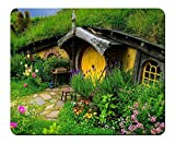 Hobbit House - Mouse Pad(10.2x8.2 inches)