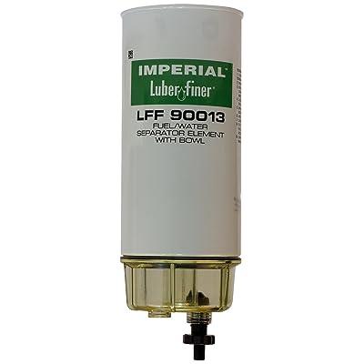 Luber-finer LFF90013 Heavy Duty Fuel Filter: Automotive