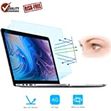 Eye Protection Blue Light Blocking & Anti Glare Screen Protector for 2016 2017 2018 Apple MacBook