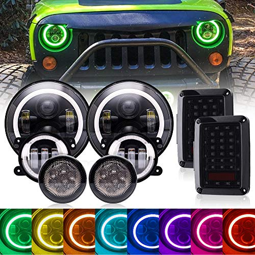 Best jeep wrangler headlights and tail lights to buy in 2019