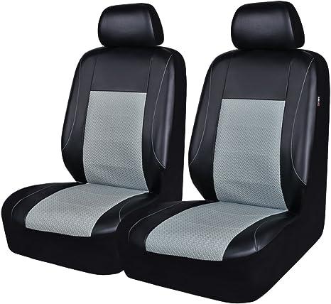 compatibili con airbag HORSE KINGDOM Coprisedili universali per Auto in Ecopelle