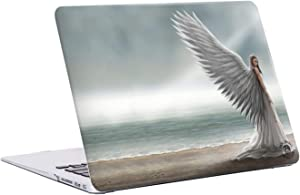 Head Case Designs Officially Licensed Anne Stokes Spirit Guide Angel Fantasy Artworks Hard Crystal Case Cover Compatible with MacBook Air 13