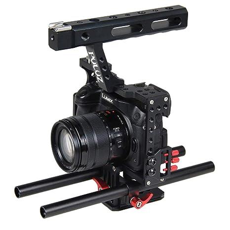 CX AMZ Kit de protección de cámara réflex en Miniatura,Equipo de ...