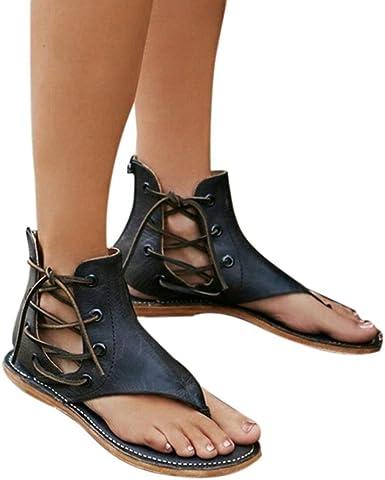 Women Shoes Platform Wedges,Flat-Bottomed Roman Sandals Open Toe Ankle Straps Slippers Oxfords Espadrilles Pumps