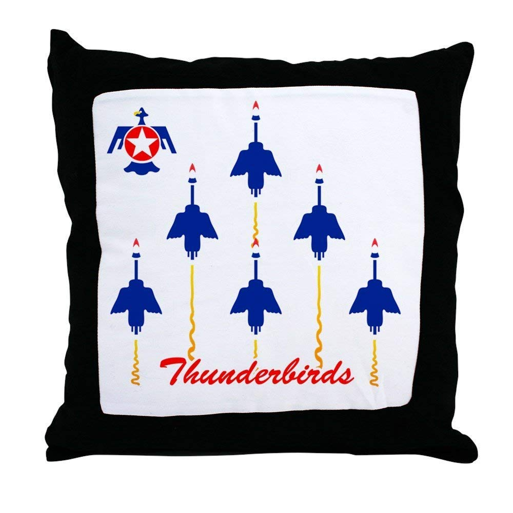 Amazon.com  FiuFgyt Thunderbirds Couch Cushion Covers 18 x 18 Home Decor  Throw Pillows Women  Home   Kitchen f67bdf0065