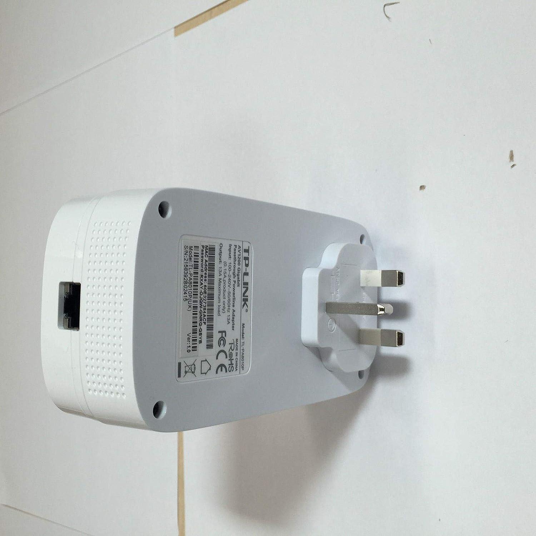 TP-LINK AV1200 1-Port Gigabit Passthrough Powerline Adapter 1200Mbps TL-PA8010P