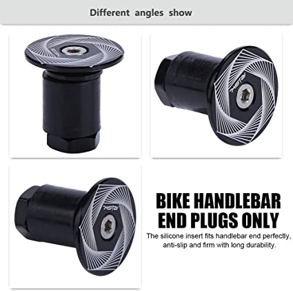 Black 3.2cm MonkeyJack Aluminium 1 1//8 Cycling MTB Mountain Bicycle CNC Headset Top Cap Stem Cover,with 4 Color Black//Red//Gold//Blue