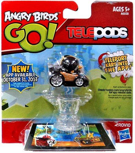 Angry Birds Telepods Kart Black
