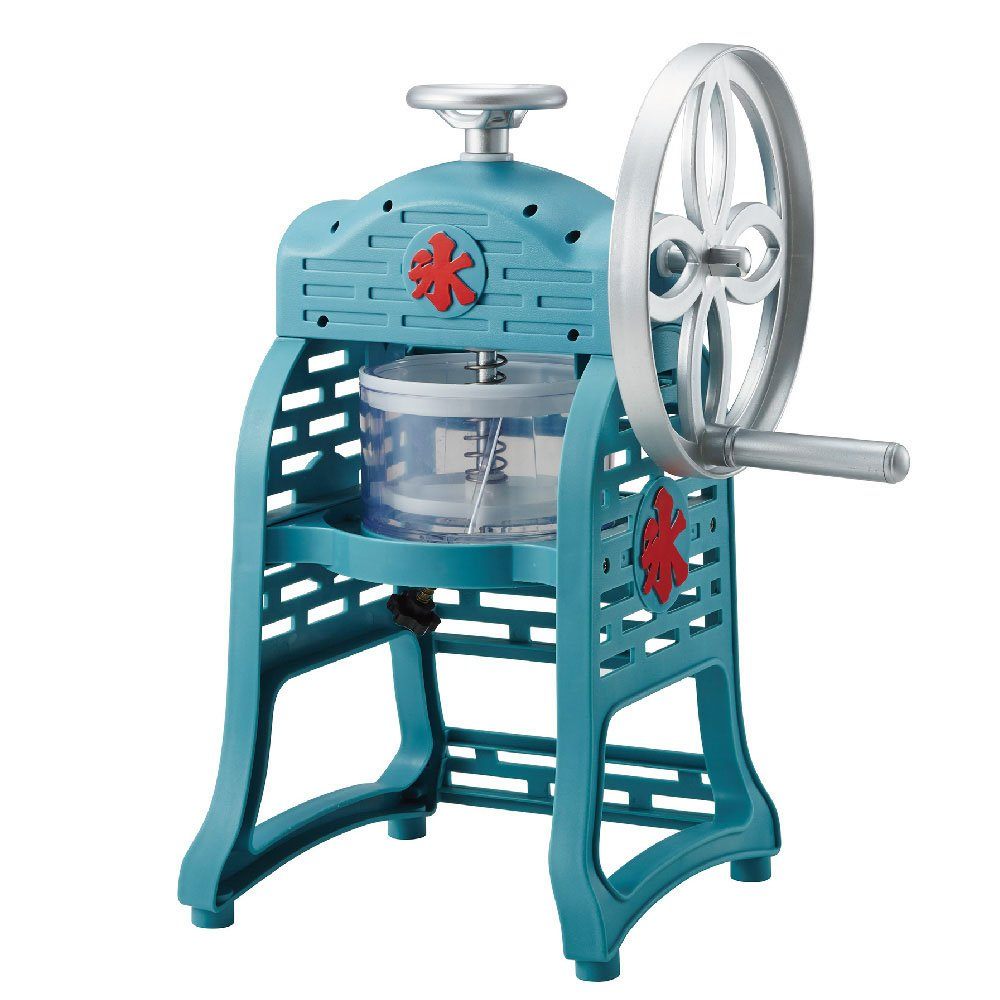 DOSHISHA Manual Type Shaved Ice Machine''FUWAYUKI (Fluffy Snow)'' IS-FY-17【Japan Domestic Genuine Products】【Ships from Japan】