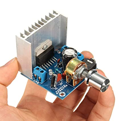 Amazon com: HsgbvictS Amplifier Board Motorcycle Electronics