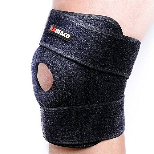 Shipping Knee Breathable Adjustable Volleyball Basketball