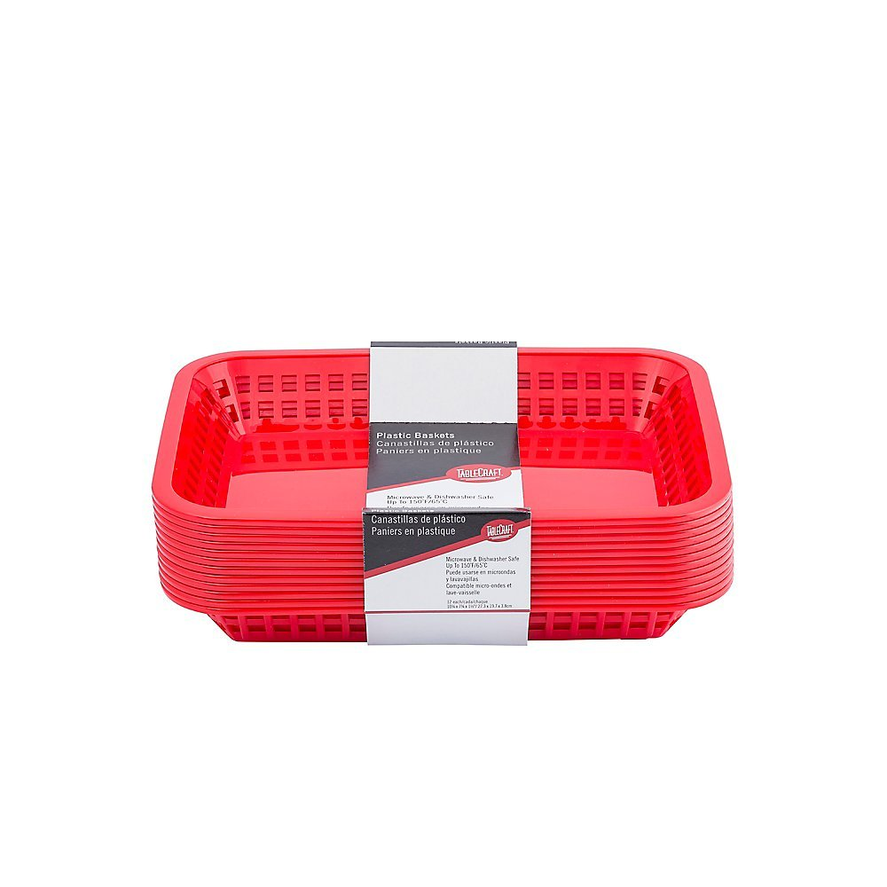 Amazon.com - TableCraft C1077R Red Rect. Grande Cash & Carry ...