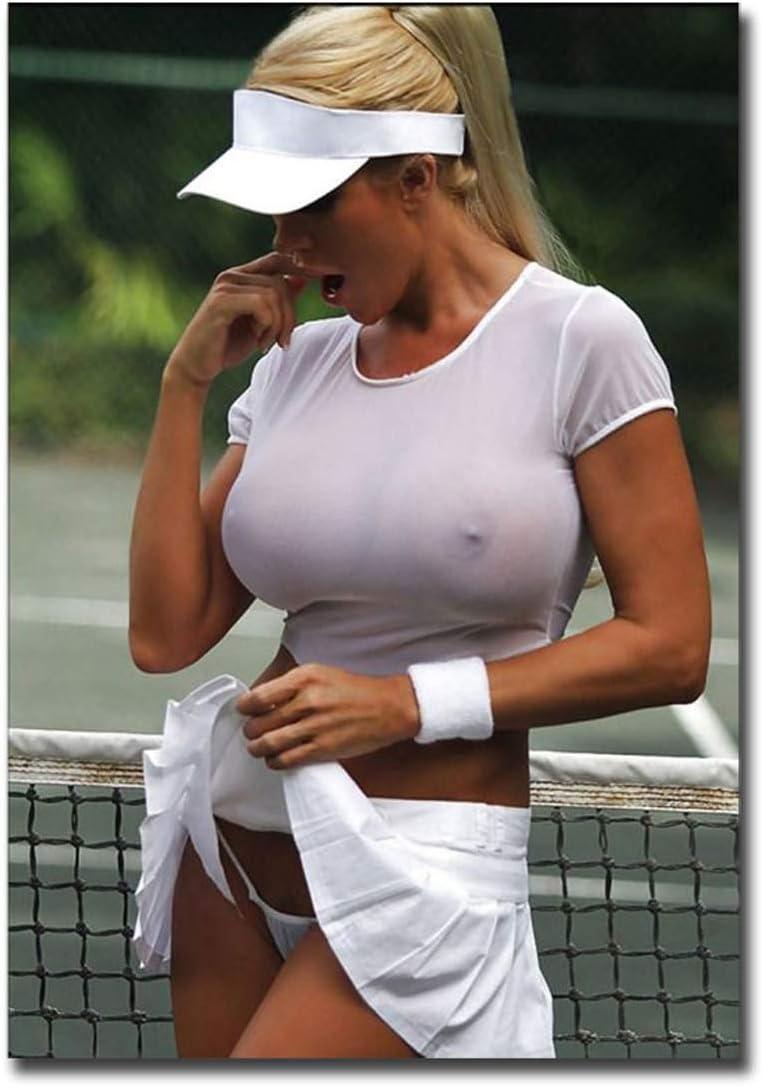"Hot Sexy Tennis Girl Refrigerator Magnet Size 2.5"" x 3.5"""