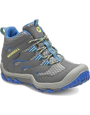 c0997be83dfcc Merrell Chameleon 7 Access Mid Waterproof Boot Kids