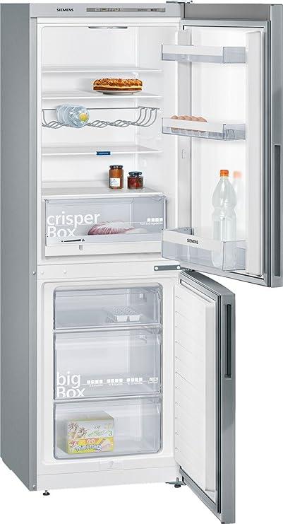 Siemens KG33VVL31 congeladora - Frigorífico (Independiente, Acero ...