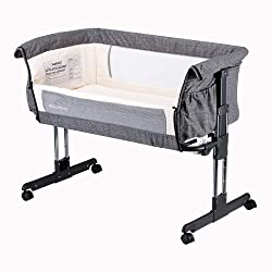 Top 10 Best Baby Co-Sleepers (2020 Reviews & Buying Guide) 9