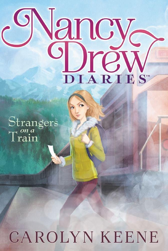 Download Strangers on a Train (Nancy Drew Diaries) PDF