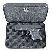 FSDC Metal Lockable Gun Case