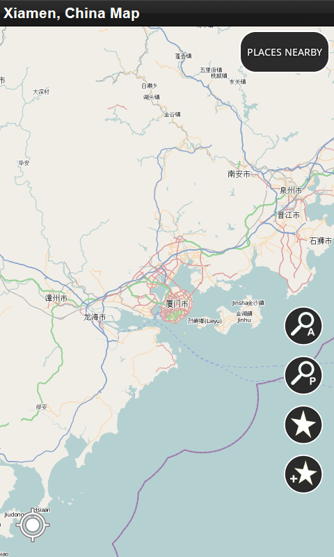 Amazon xiamen china offline map appstore for android gumiabroncs Gallery