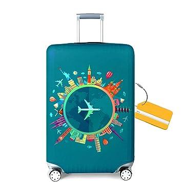 Amazon.com: OrgaWise - Funda protectora para equipaje de ...