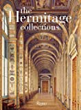 Front cover for the book The Hermitage Collections: Volume I: Treasures of World Art; Volume II: From the Age of Enlightenment to the Present Day by Oleg Yakovlevich Neverov