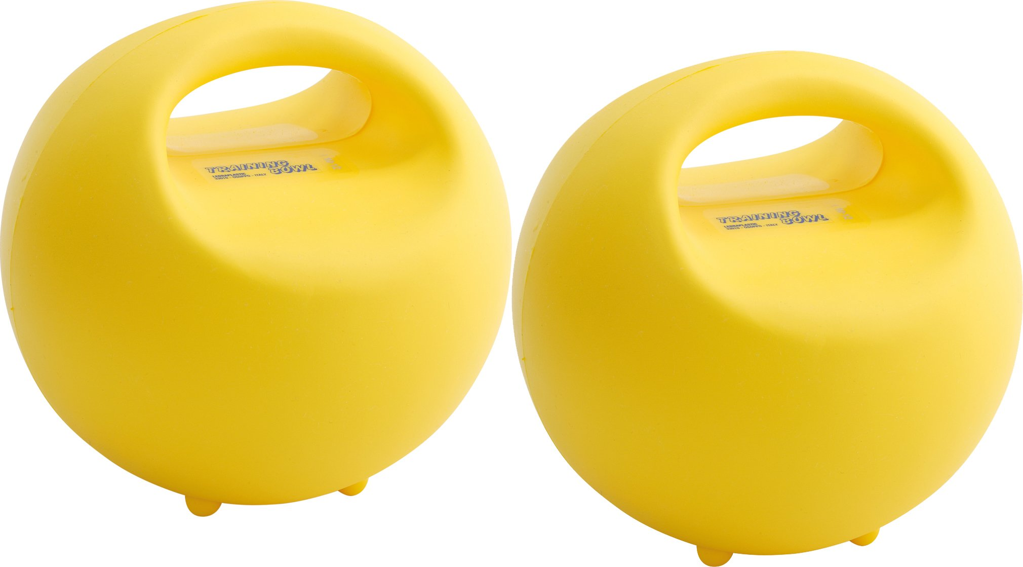 Gymnic Training Bowls, Adjustable Weight with Water/Sand, 2 Count