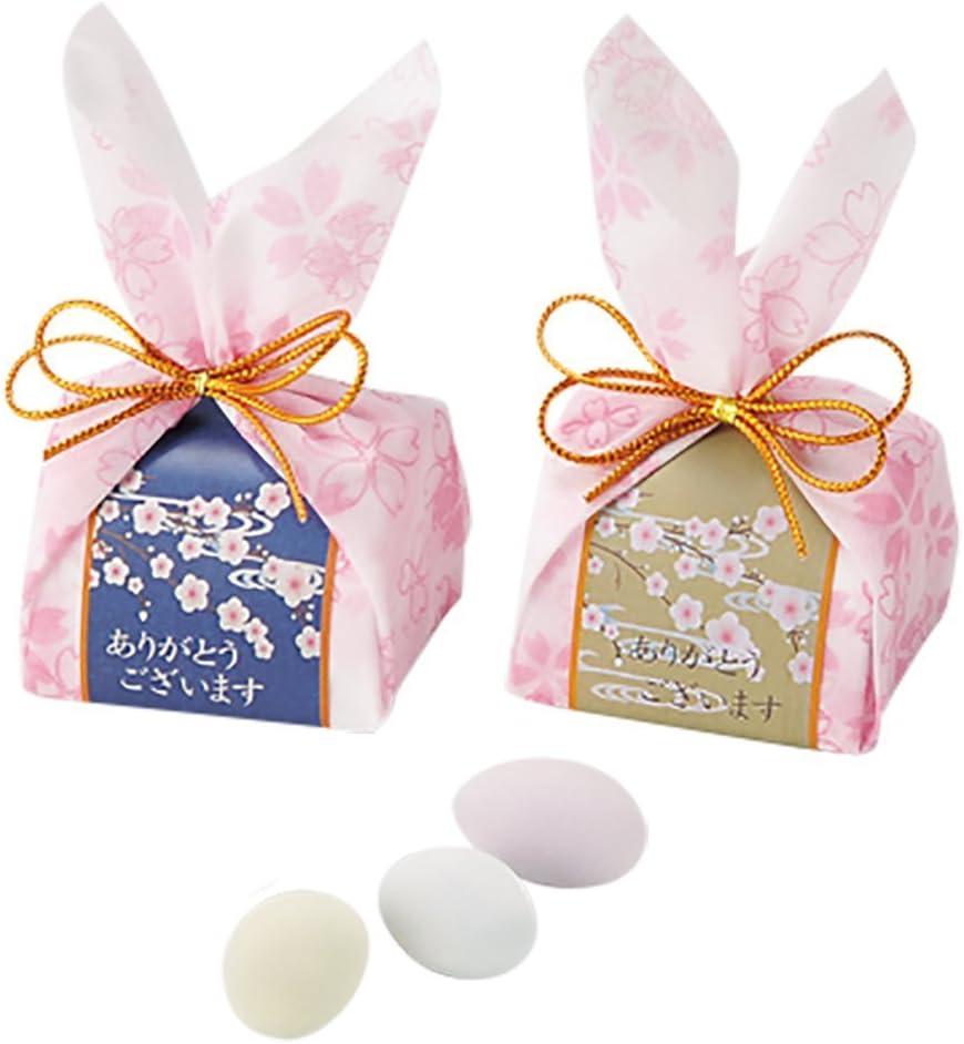 桜どらじぇ(100個セット) プチギフト お菓子 ドラジェ ギフト さくら サクラ 和 和装 和風 感謝【その他数量セットあり】