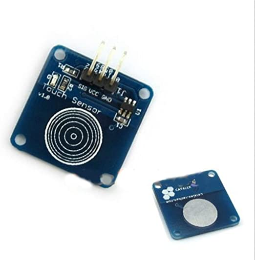 2PCS TTP223B Digital Touch Sensor Capacitive Touch Switch Module For Arduino NEW