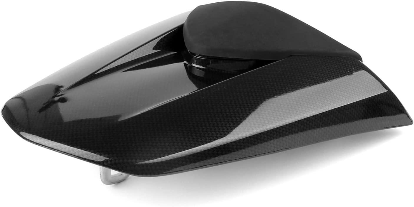 Artudatech Motorrad Soziusabdeckung Sitzkappe Verkleidung Heckabdeckung R/ücksitzbezug Rear Seat Cowl Fairing Tail Cover f/ür HON-DA CBR500R CBR 500R 2012-2015