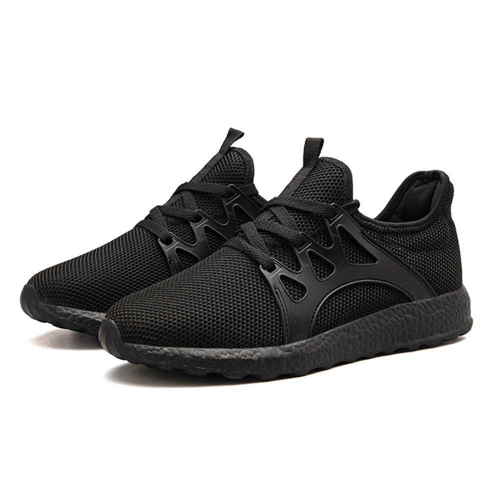 e8ac4fb6b28 Leader Show Men's Casual Breathable Sports Shoe Athletic Lace Up Fashion  Sneakers