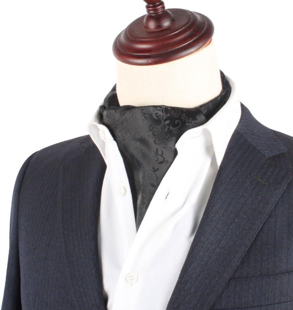 LIXIONG Hombres Corbata Bufanda Bufanda de la Camisa Toalla de ...