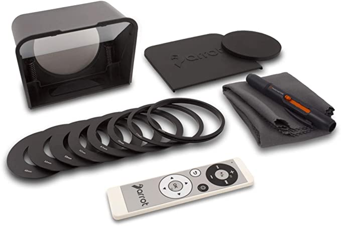 Amazon.com : Parrot Teleprompter 2 Portable Teleprompter for Smartphone : Camera & Photo