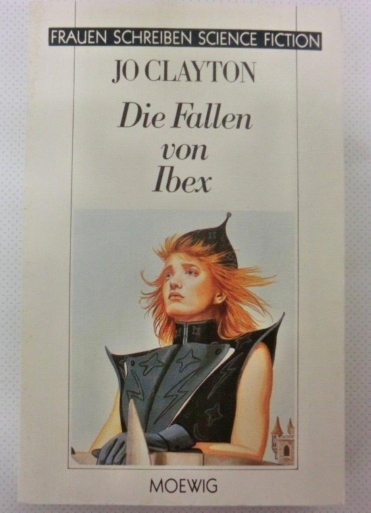 Jo Clayton - Die Fallen von Ibex (Diadem-Zyklus 8)