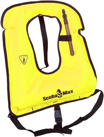 Medium Scuba Max Jacket Style Snorkeling Vest