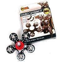 Craft Expertise Stress Reducer Fidget Hand Spinner Toy for Children and Adults ( Superhero Random Design )