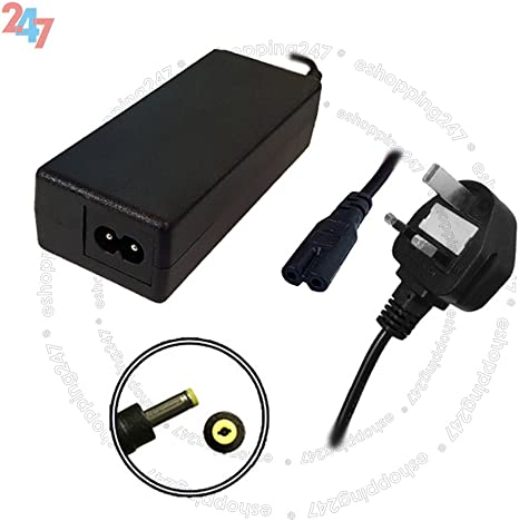 AC Adapter POWER CHARGER For Dell Inspiron duo MNX47 Tablet P08T