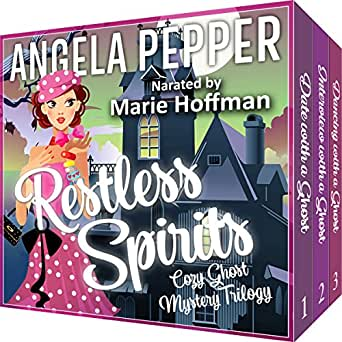Amazon com: Restless Spirits Cozy Ghost Mystery Trilogy (Audible