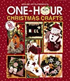 One-Hour Christmas Crafts, Leisure Arts, 1574861603