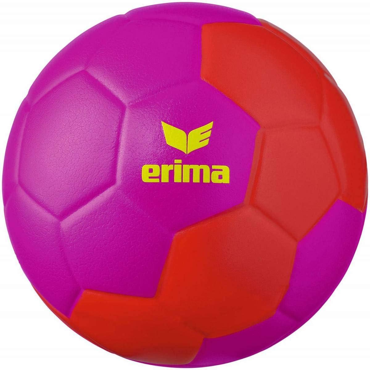 Erima GmbH Pure Grip Kids Balonmano, Juventud Unisex, Pink/Rojo ...