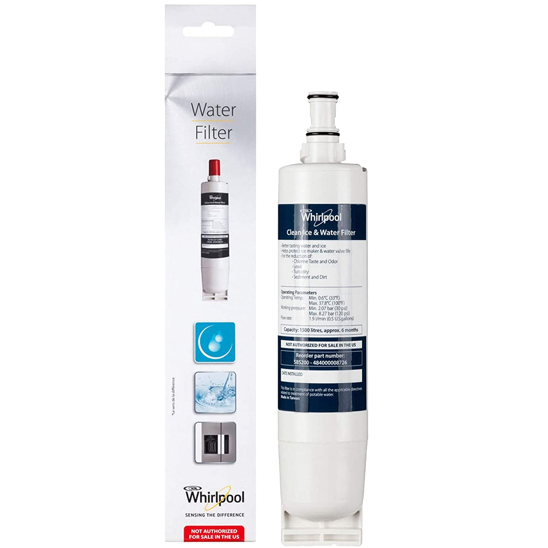 Cartucho de filtro de agua WPro para frigorífico/congelador doble ...