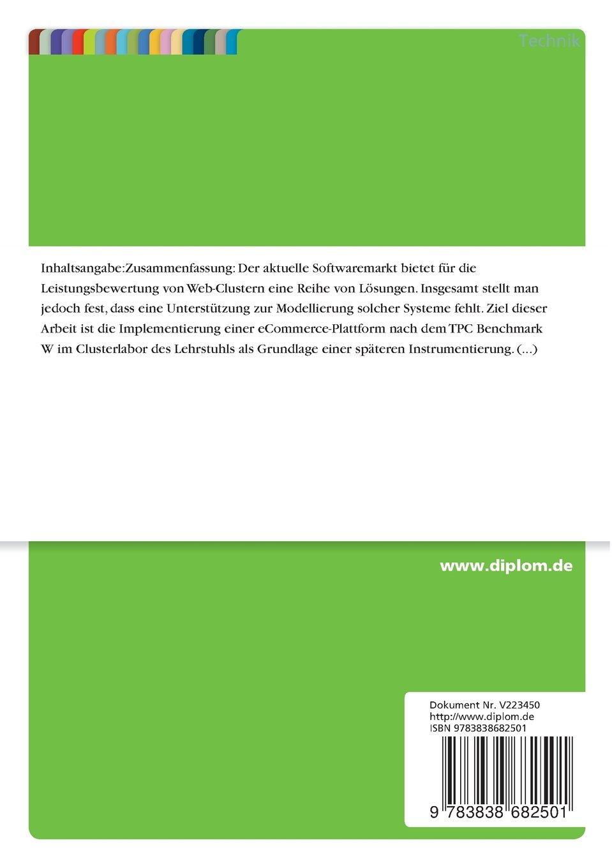 E-Commerce-Plattform nach TPC-W: Amazon.co.uk: Markus Preißner ...