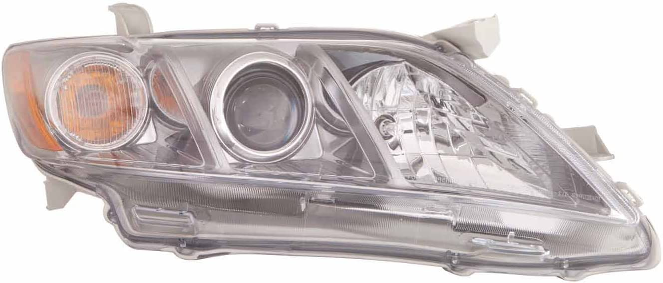 Depo 312-1198L-ACN7 Toyota Camry Driver Side Headlamp Composite Assembly