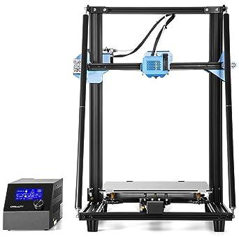 Impresora 3D Creality CR-10 V2 con placa base silenciosa, fuente ...