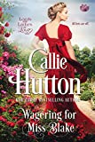 Bargain eBook - Wagering For Miss Blake