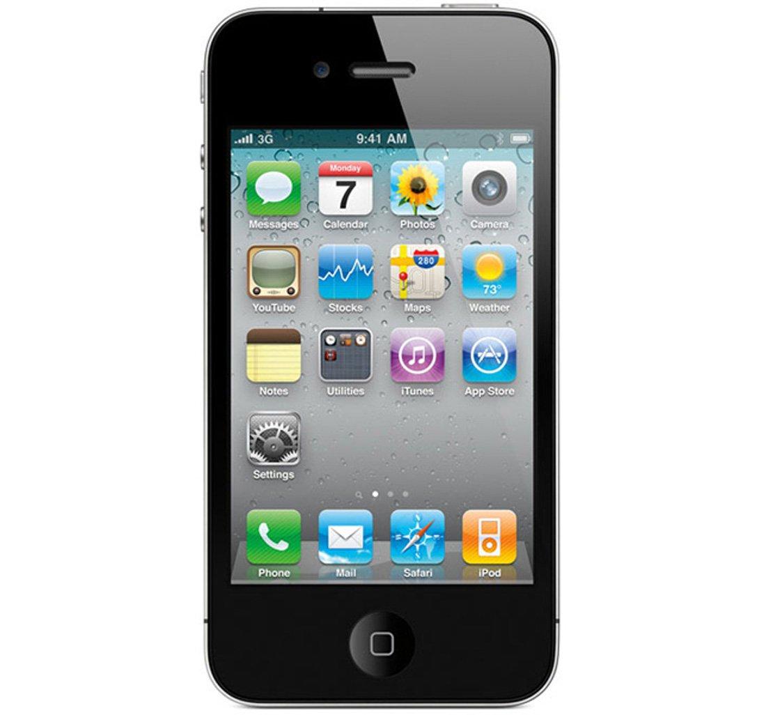 Apple IPhone 4S Black 16GB Amazonin Electronics