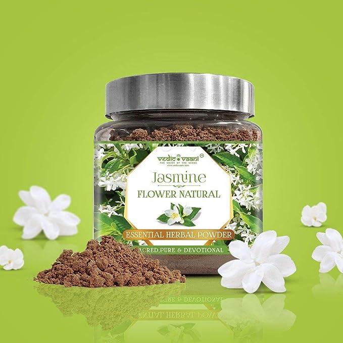 Vedic Vaani Fresh Extracto de jazmín de Flores Puro Natural Aroma ...