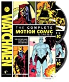 Watchmen: Complete Motion Comics [DVD] [2009] [Region 1] [US Import] [NTSC]